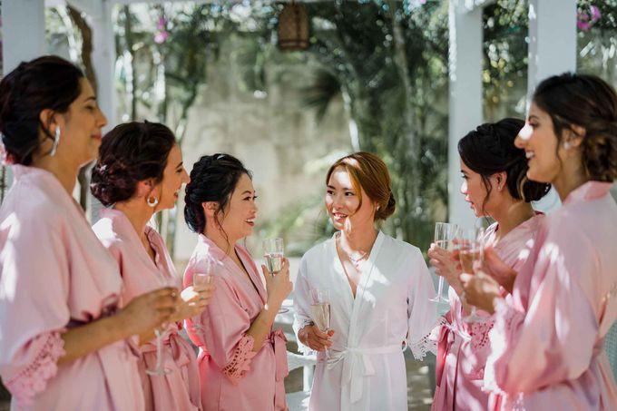 Oshiel & Patrick Wedding Preparation by White Roses Planner - 014