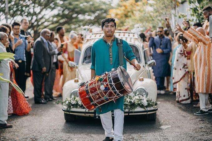Nagisa Bali Wedding for Neel & Davina by Nagisa Bali - 014
