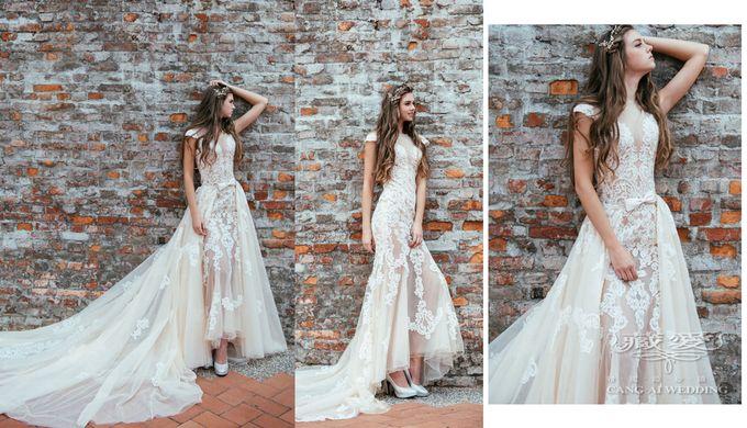 Light Affair Fashion by Cang Ai Wedding - 001