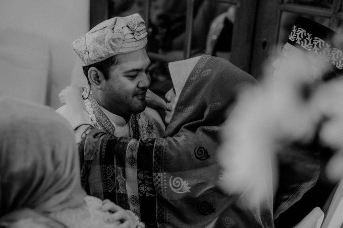 Fachrul & Dela Wedding by AKSA Creative - 014