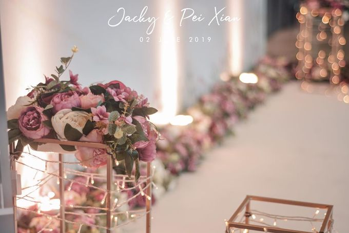 The Wedding of Jacky & Pei Xian by FW Event Pro - 014
