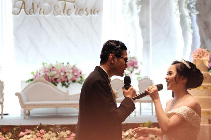 Adri & Teresia Wedding by deVOWed Wedding & Event Planner - 014