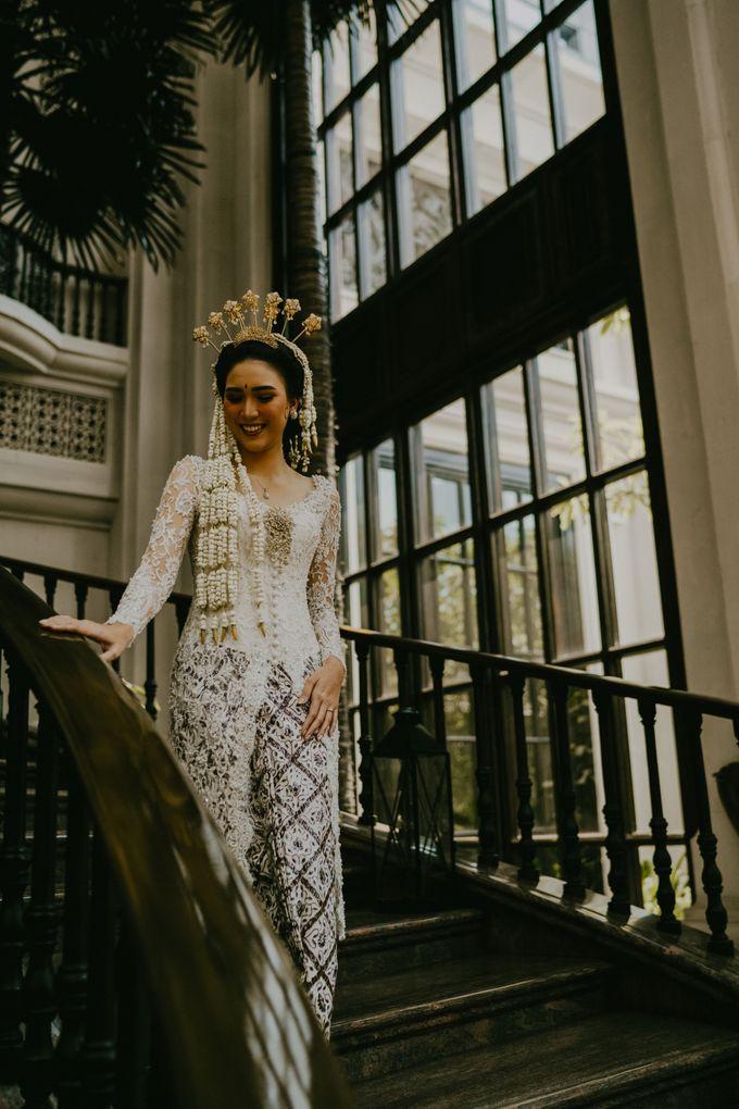 Denita & Fahmi Wedding by AKSA Creative - 014