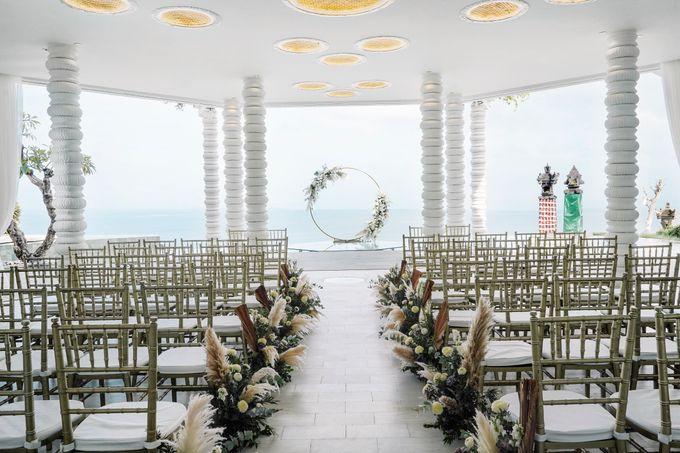 The Wedding of Johnsen & Fortunata by BDD Weddings Indonesia - 014