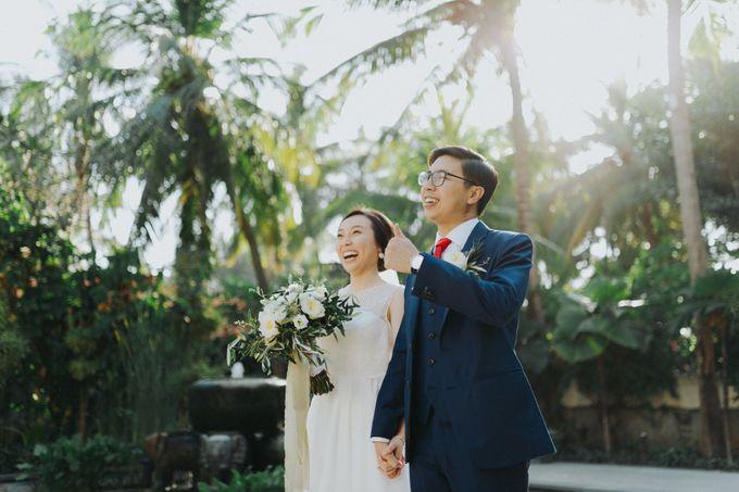 The Wedding of Shahril & Vivian by BDD Weddings Indonesia - 013