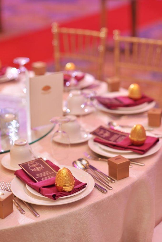 Weddings at Mandarin Oriental by Mandarin Oriental, Kuala Lumpur - 027