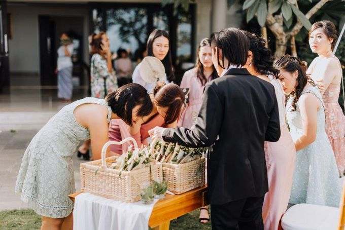 The Wedding of Christoph & Jessica by BDD Weddings Indonesia - 014