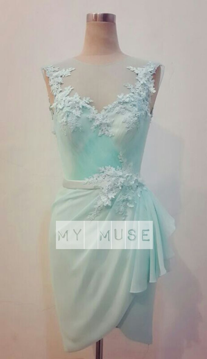 Dresses by MY MUSE FASHION - 017
