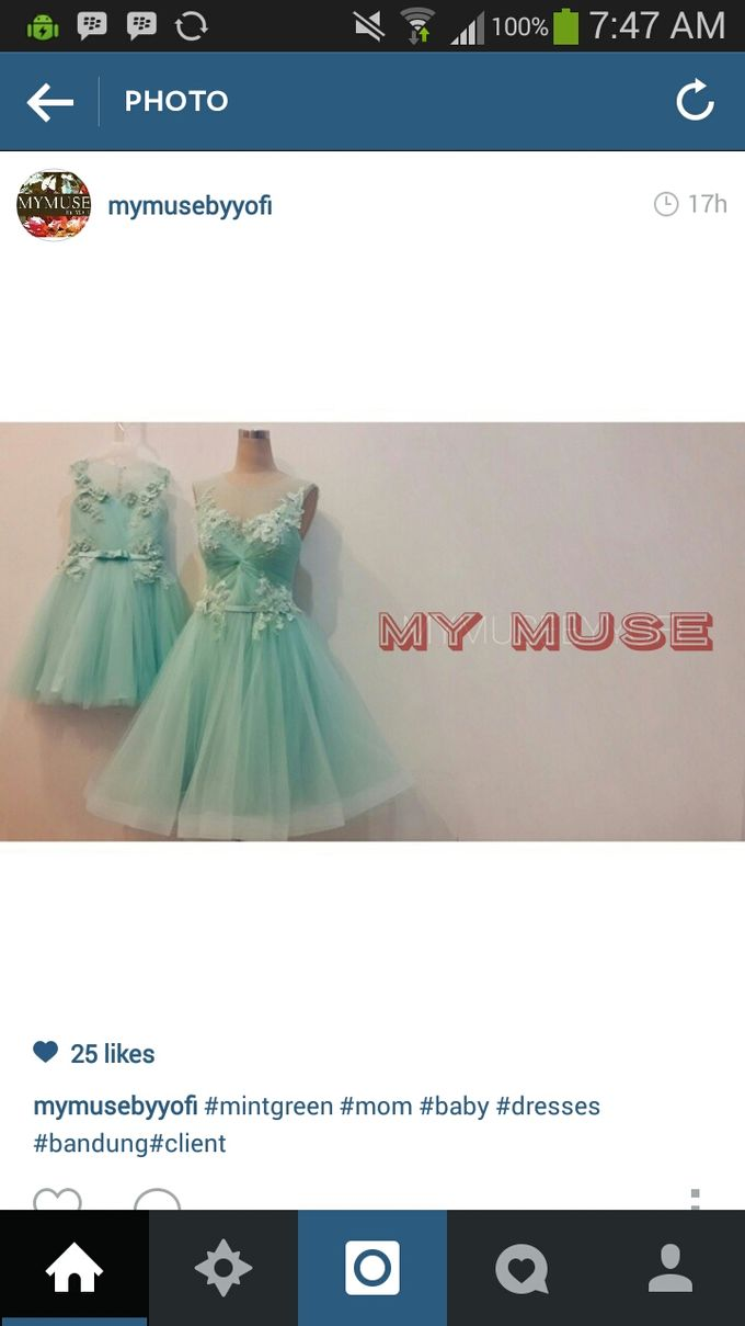 Dresses by MY MUSE FASHION - 014