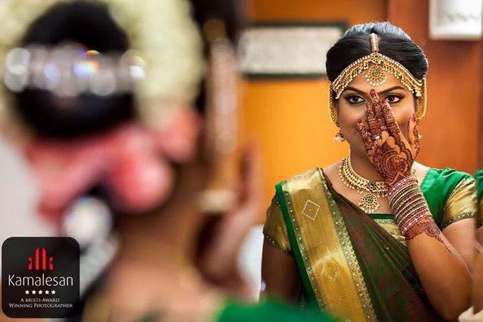 Bridal Portfolio by Faces by SudhaG - 004