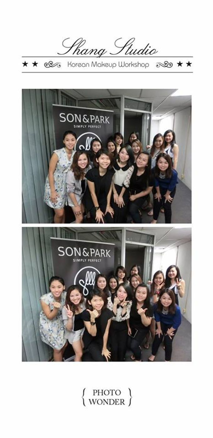 Personal Makeup Class / Corporate Makeup Class by Shang Studio - 007