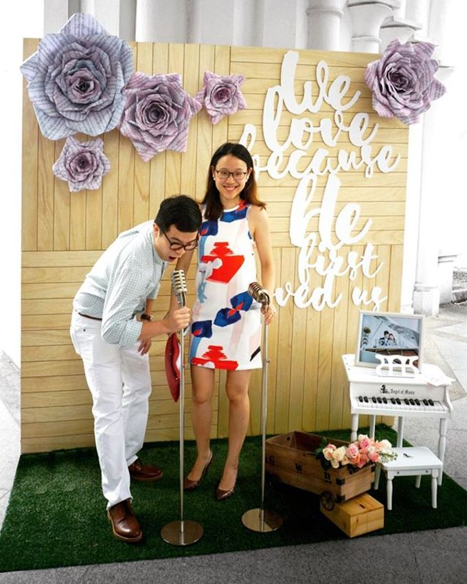 Musical Theme Wedding by POPfolio - 011