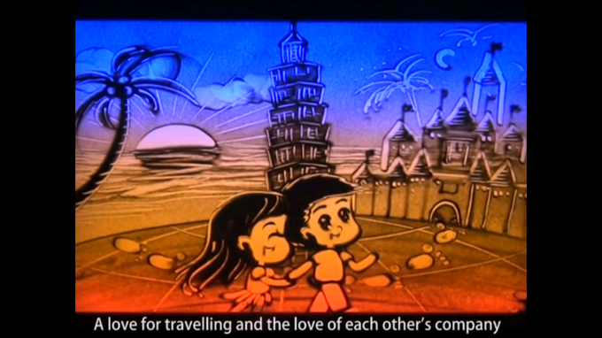 Sand Art video by Sandy Stories Pte Ltd - 004