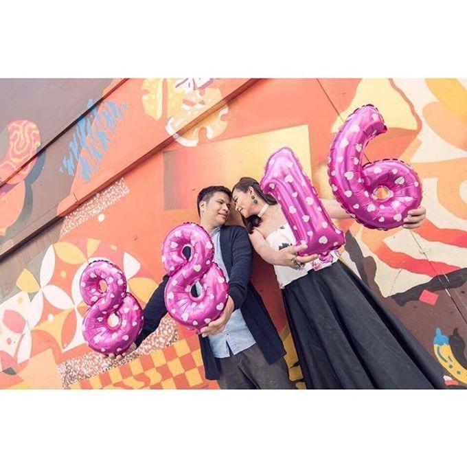 Singapore Engagement Shoot by Jingx Cruz Styling - 002