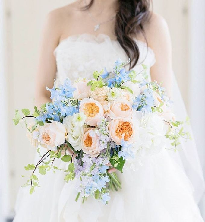 Bridal Bouquets by The Wedding Atelier - 003