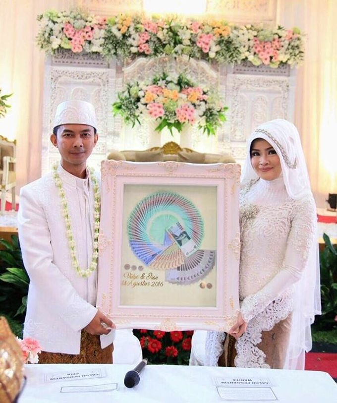 The Wedding Of Vidya And Dian by Seserahan by Rose Arbor - 004