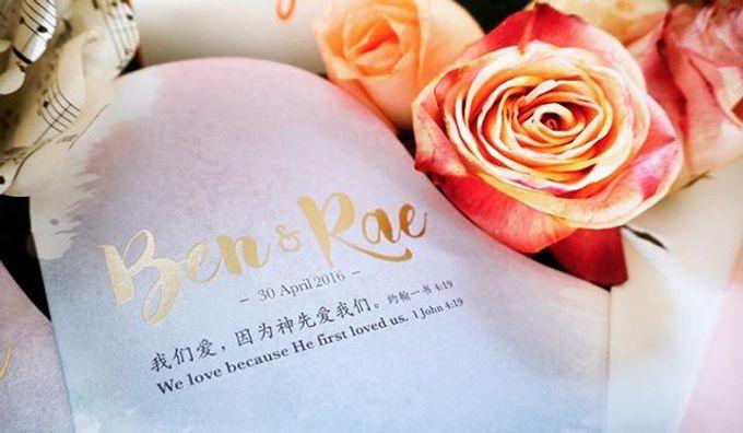 Musical Theme Wedding by POPfolio - 005