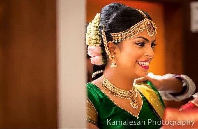Bridal Portfolio by Faces by SudhaG - 003