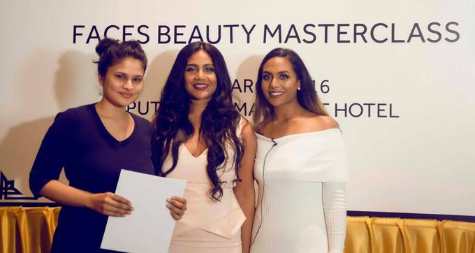 Beauty Masterclass by Faces by SudhaG - 005
