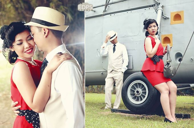 LLOYD and Fatima Engagement shoot by Nadine Rayo Hair and Makeup Artistry - 002