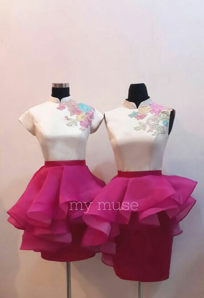Dresses by MY MUSE FASHION - 009