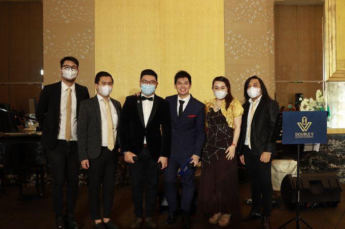 Entertainment Sangjit Hotel Mulia Jakarta by Double V Entertainment by Albert Yanuar - 044