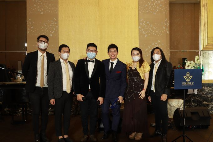 Entertainment Sangjit Hotel Mulia Jakarta by Double V Entertainment by Double V Entertainment - 044