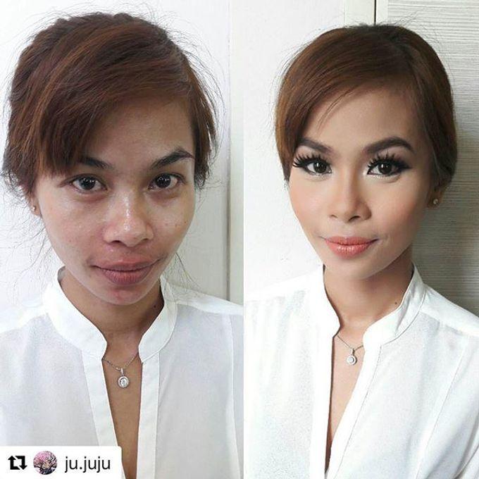 Brides to be preparation  by Irwan Team Hairdesign - 004