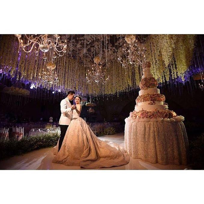 Grand Ballroom Wedding by Shangri-La Hotel, Surabaya - 003