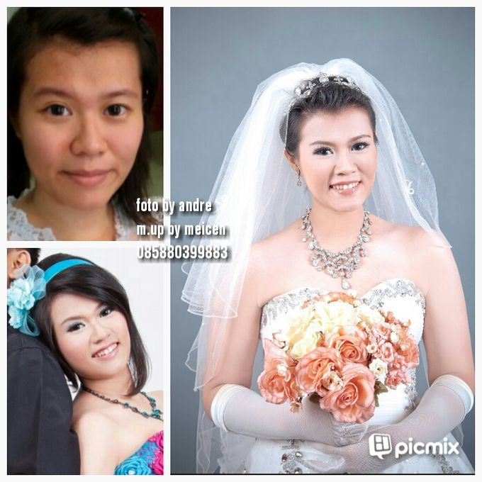 before & after by Xin-Ai Bride - 022
