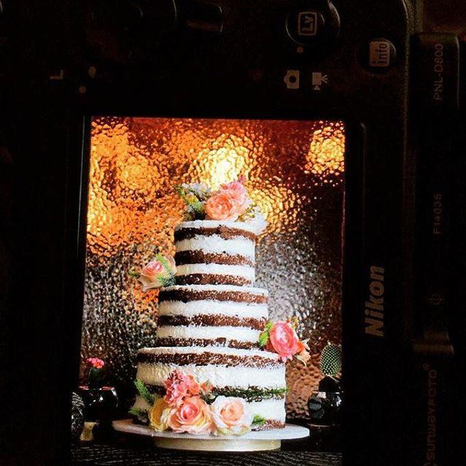 Naked Cake by Amor Cake - 001