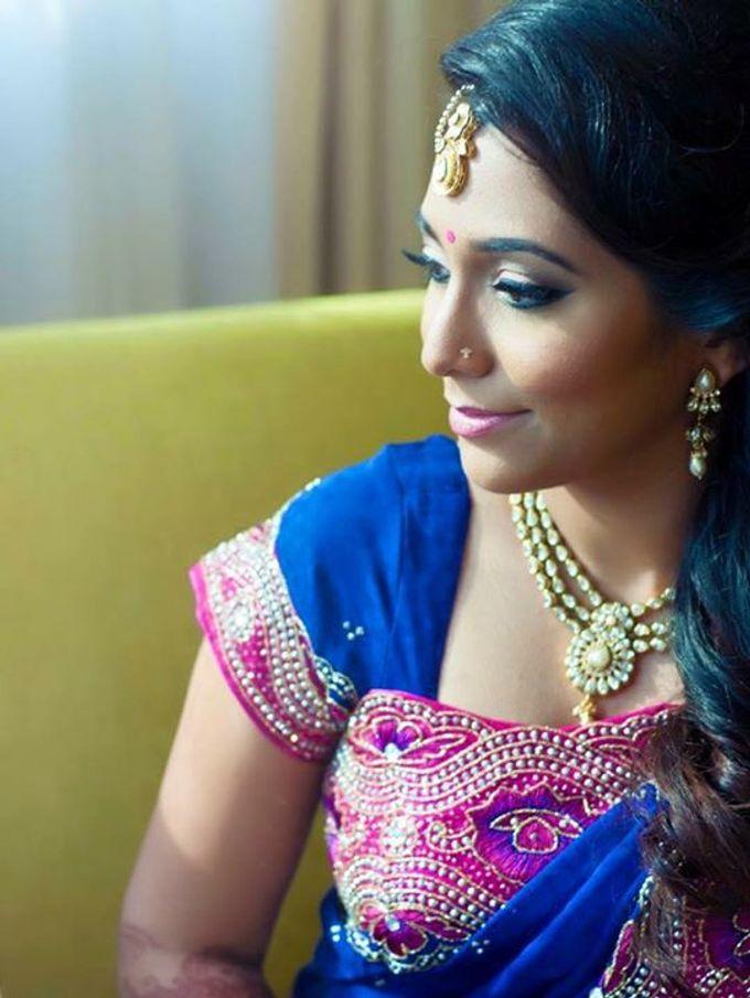 Bridal Portfolio by Faces by SudhaG - 007
