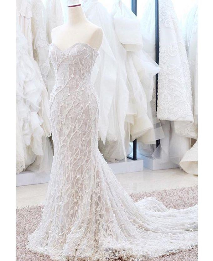 NEW ARRIVALS - WEDDING DRESS by LAMIIK BRIDAL - 047
