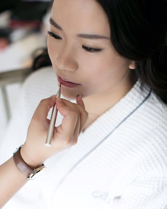 Brides by Jocelyn Tan Make Up - 012