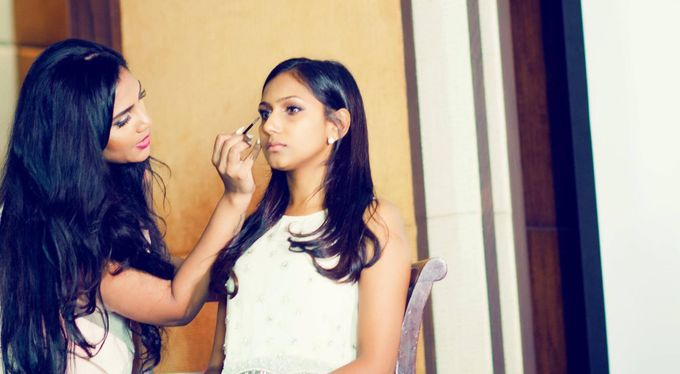 Beauty Masterclass by Faces by SudhaG - 009