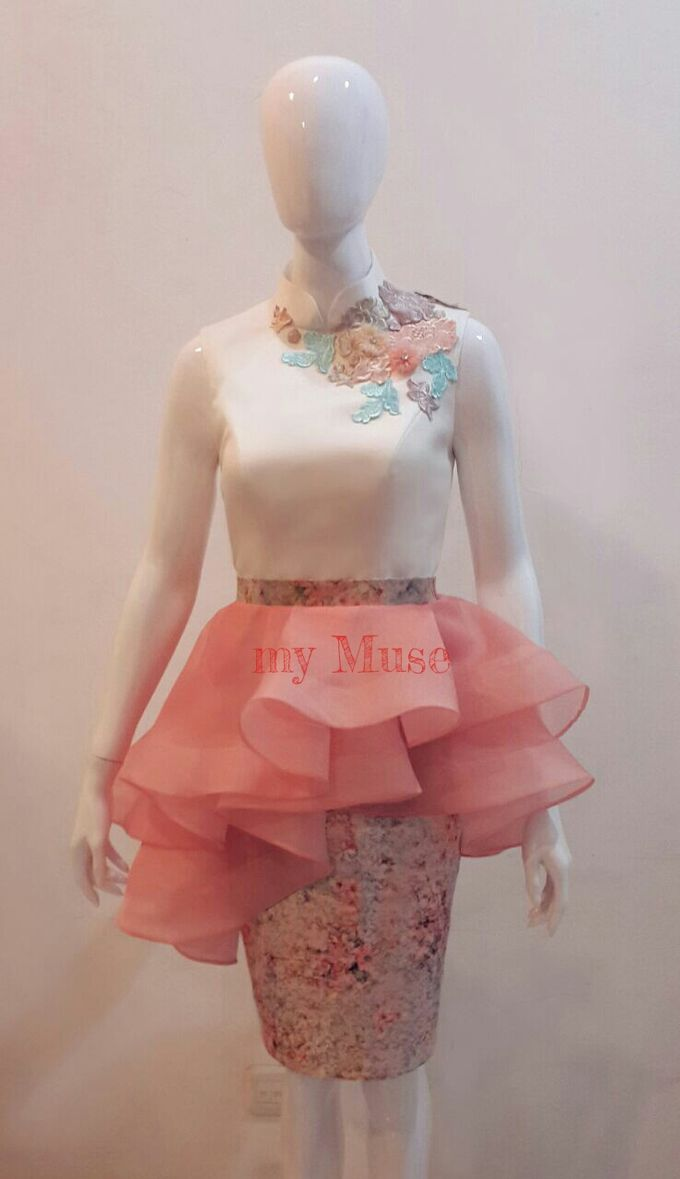 Dresses by MY MUSE FASHION - 003