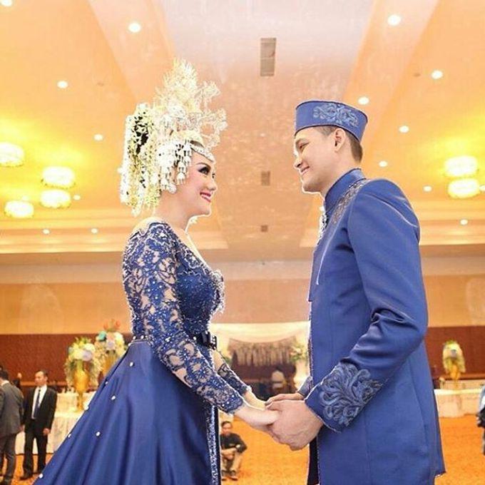 Ayu & Fadil Wedding Day by Violetta Wedding - 002