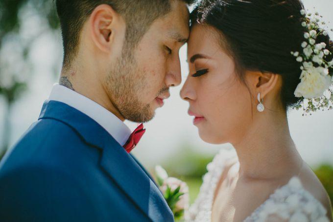 RUSTIC WEDDING DAVID AND JOICE IN SKY AYANA BALI by W organizer - 023