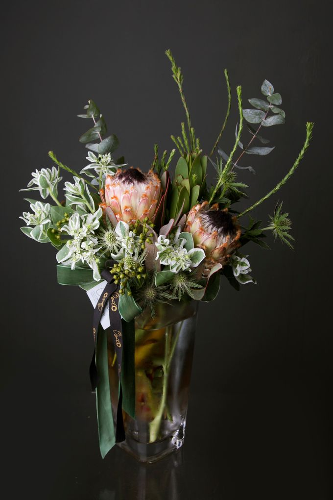 Flora Styling in vase by Beato - 015