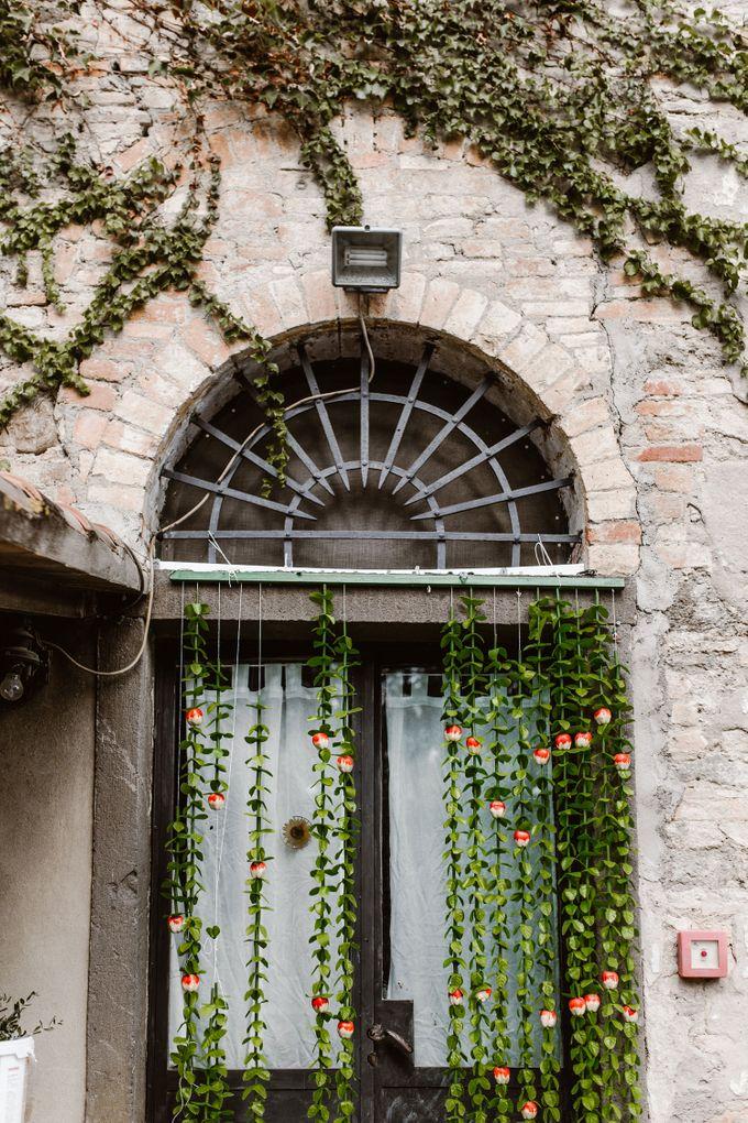 Alternative Wedding in Tenuta Mocajo in Tuscany  Italy by Fotomagoria - 004