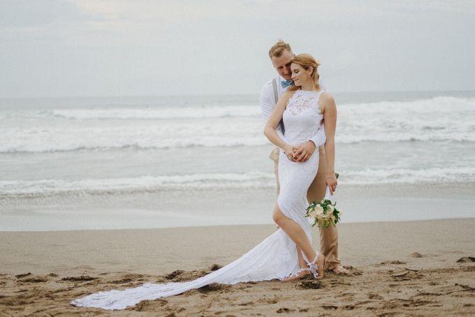 Wedding at Villa Kalyani in Canggu by Bali Tie d' Knot - 013