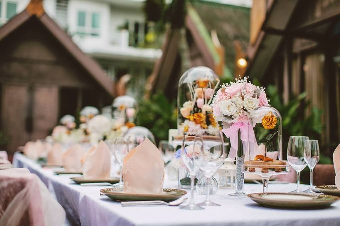 Preserved Flower Wedding Event by BloomBack - 009