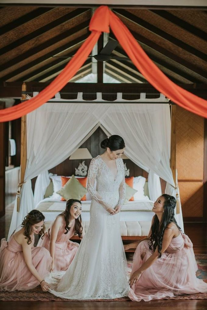Wedding of Evelyn & Keith by Beyond Decor Company - 017