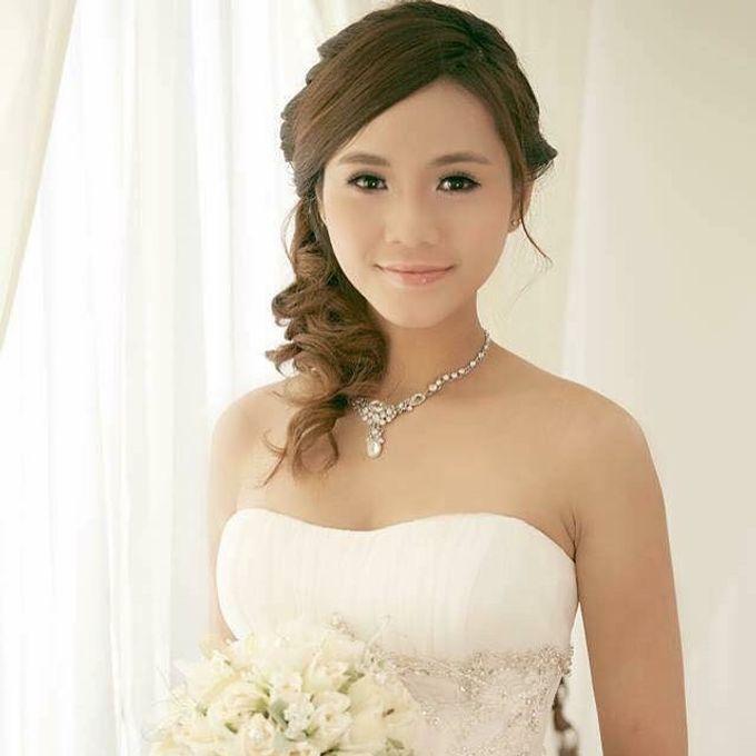 Makeup and Hairdo by YeeWan Makeup Artistry - 001