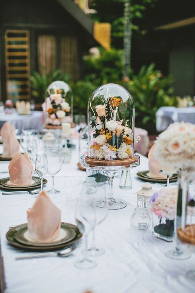 Preserved Flower Wedding Event by BloomBack - 011