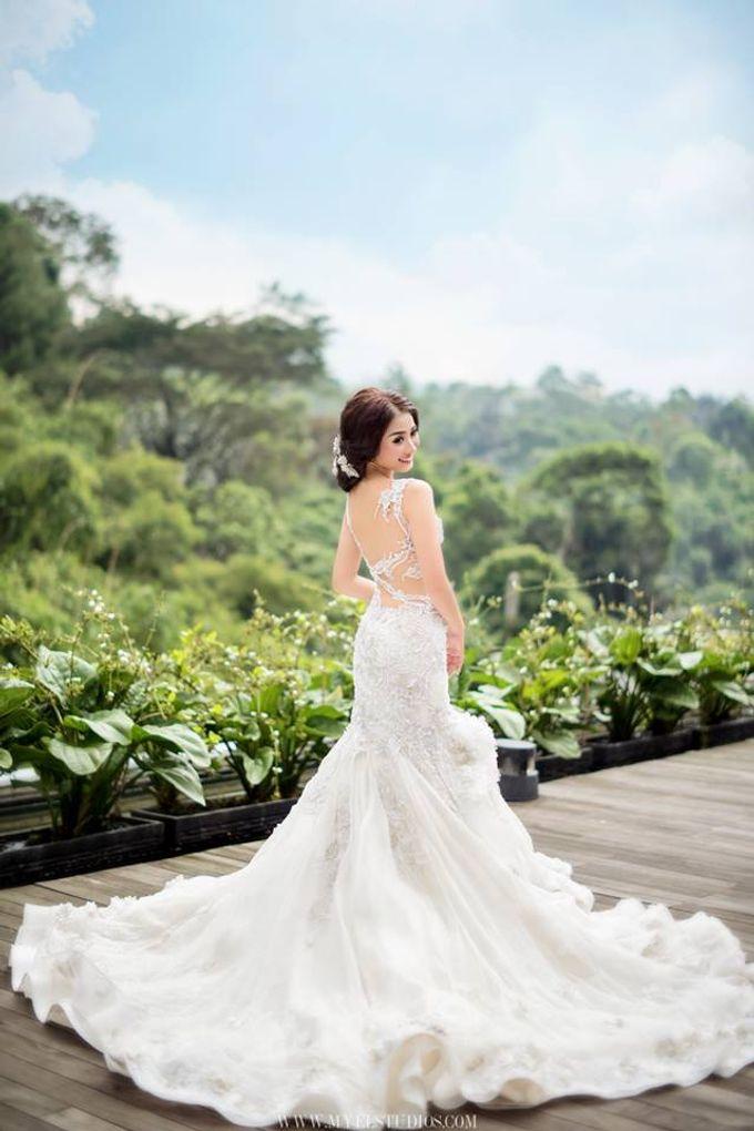 WEDDING DAY OF STEPHANUS & JANE by Fedya Make Up Artist - 001