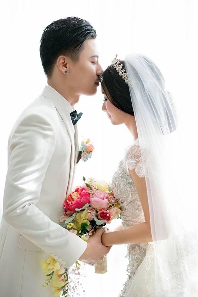 WEDDING DAY OF STEPHANUS & JANE by Fedya Make Up Artist - 002