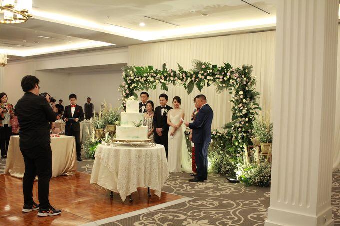 MC Wedding The Tribrata Dharmawangsa Hotel Jakarta - Anthony Stevven by Anthony Stevven - 017