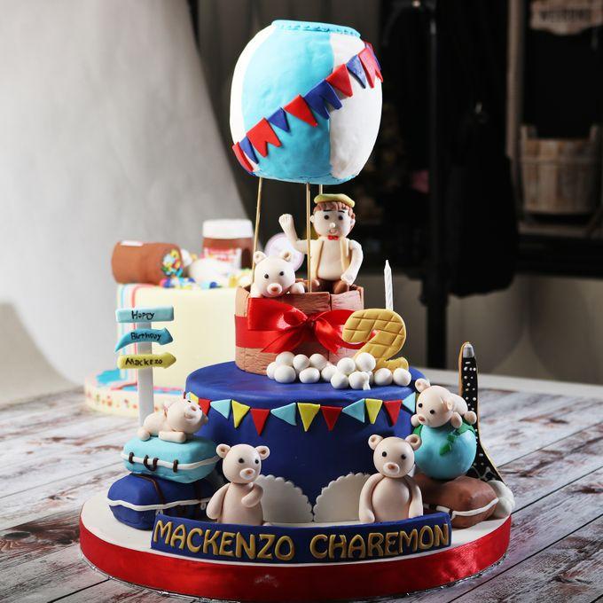 Birthday Cake Part 2 by Libra Cake - 041