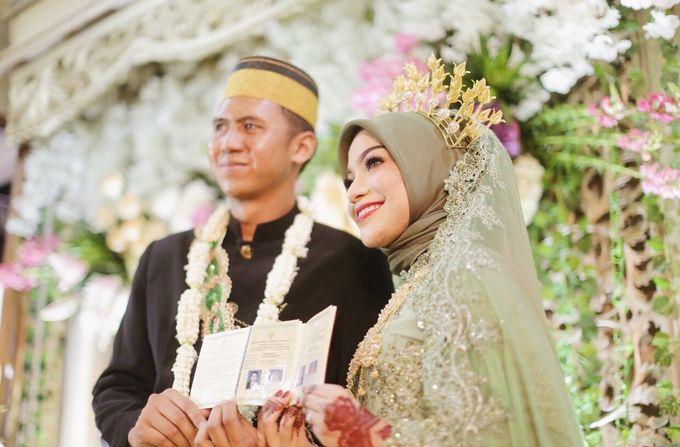 Khalida & Amri Wedding by Akuwedding - 004